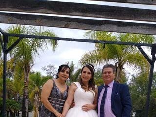 La boda de Jacqueline  y Erick 1