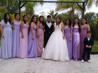 La boda de Jacqueline  y Erick 2