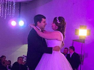 La boda de Jacqueline  y Erick 3