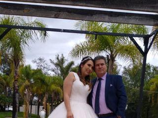 La boda de Jacqueline  y Erick