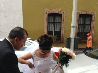 La boda de Betymar y Héctor 1