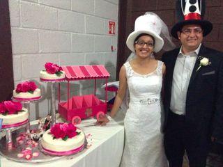 La boda de Betymar y Héctor