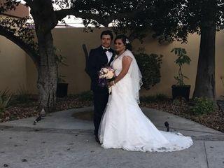 La boda de Jasmine y MIguel 1