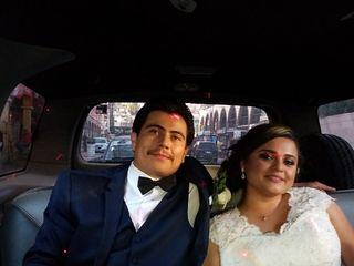 La boda de Jasmine y MIguel