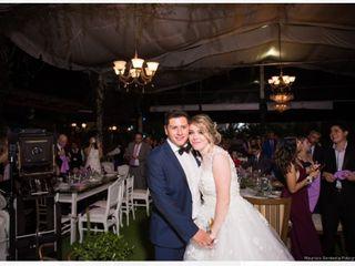 La boda de Anaid y Mauricio