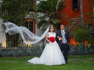 La boda de Deyanira y Juan