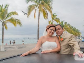 La boda de Ana Paula y Edgar