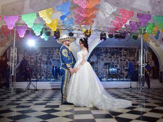 La boda de Valeria  y Alejandro