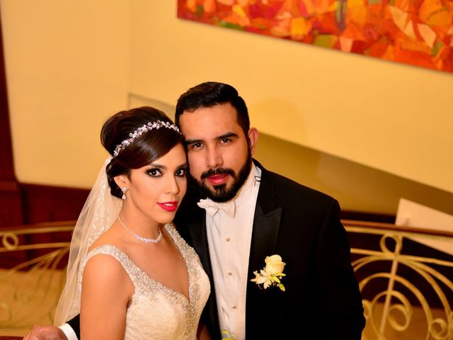 La boda de Omar y Chantal en Torreón, Coahuila 7
