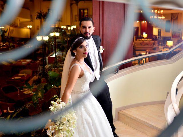 La boda de Chantal y Omar