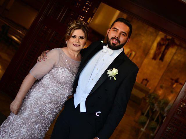 La boda de Omar y Chantal en Torreón, Coahuila 11