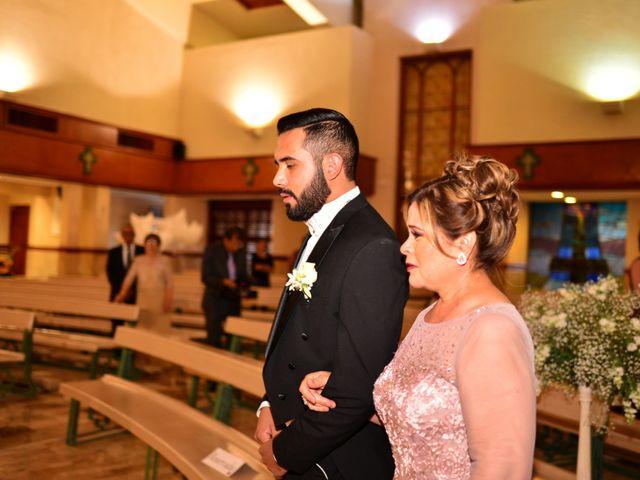 La boda de Omar y Chantal en Torreón, Coahuila 12
