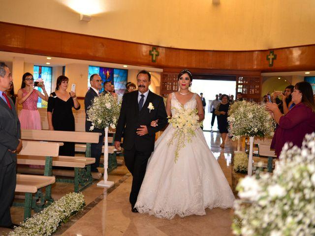 La boda de Omar y Chantal en Torreón, Coahuila 13