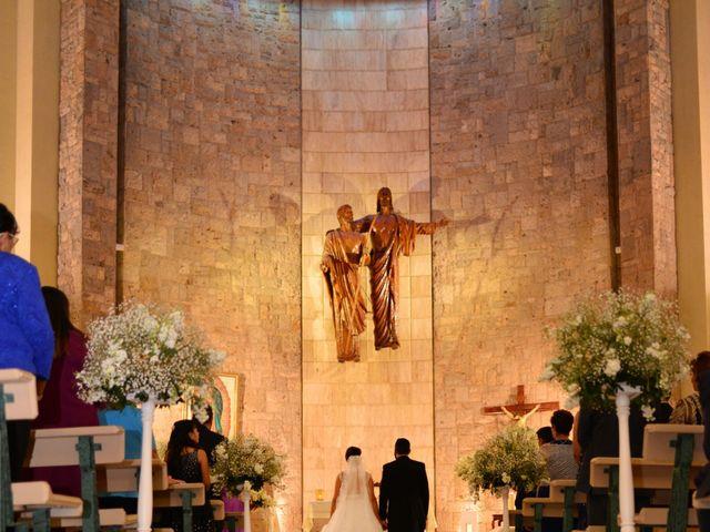 La boda de Omar y Chantal en Torreón, Coahuila 15