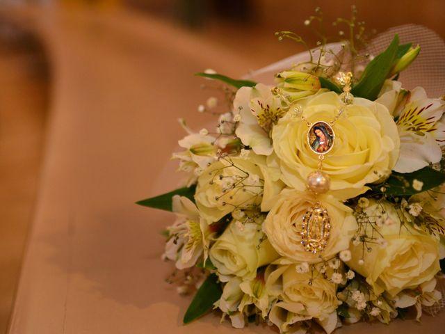 La boda de Omar y Chantal en Torreón, Coahuila 17