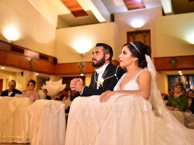 La boda de Omar y Chantal en Torreón, Coahuila 18