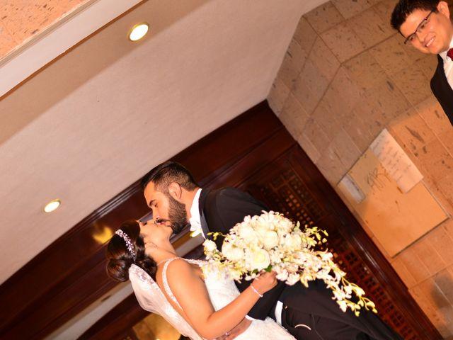 La boda de Omar y Chantal en Torreón, Coahuila 19