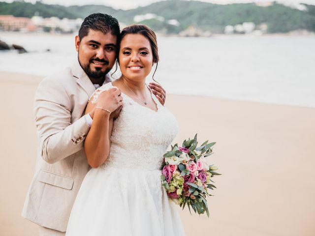 La boda de Nayeli y Roberto
