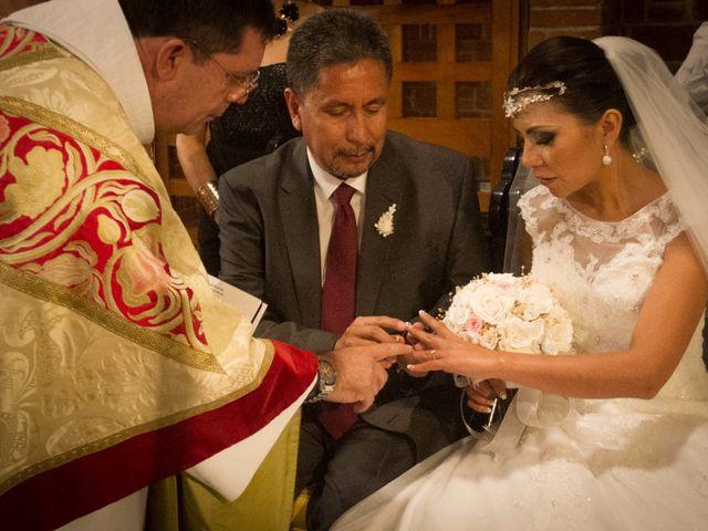 La boda de Cinthia y Armando