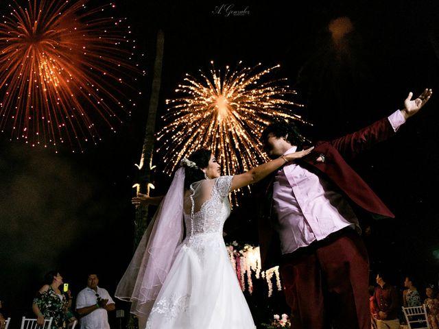 La boda de Wendy y Jonathan