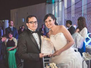 La boda de Lyda y Roberto