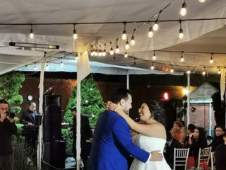 La boda de Armando y Andrea 1