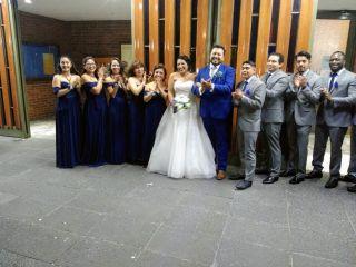 La boda de Armando y Andrea