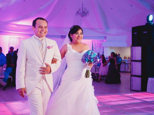 La boda de Mara y Esteban
