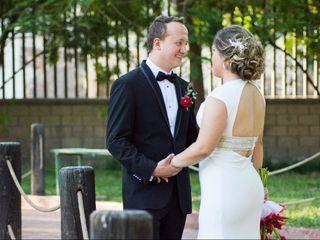 La boda de Brenda y Sergio