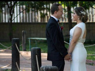 La boda de Brenda y Sergio 2