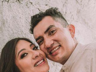 La boda de Edhane  y Tirso 3