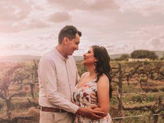 La boda de Edhane  y Tirso