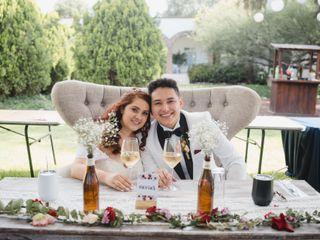 La boda de Shari  y Diego