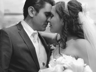 La boda de Mayra y Israel  2