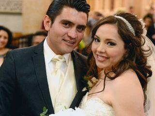 La boda de Mayra y Israel