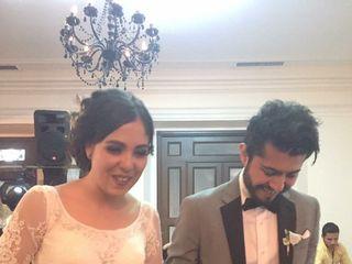 La boda de Ana Victoria y Victor Rodrigo 1