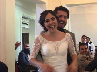 La boda de Ana Victoria y Victor Rodrigo