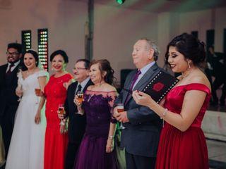 La boda de Elaine  y Abraham 1