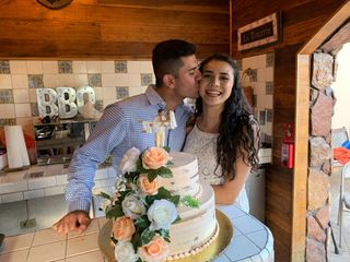 La boda de Daniela  y Javier 2