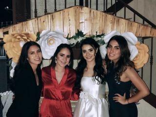 La boda de Daniela  y Javier 3
