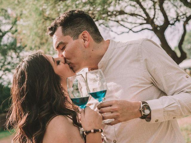 La boda de Tirso y Edhane  en Aguascalientes, Aguascalientes 6