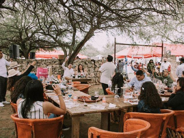 La boda de Tirso y Edhane  en Aguascalientes, Aguascalientes 3