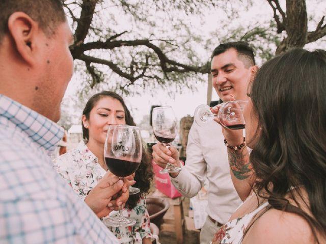La boda de Tirso y Edhane  en Aguascalientes, Aguascalientes 5