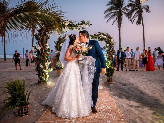 La boda de Emilio y Fernanda