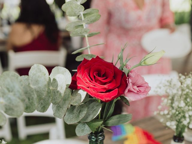 La boda de Diego  y Shari  en Bernal, Querétaro 10