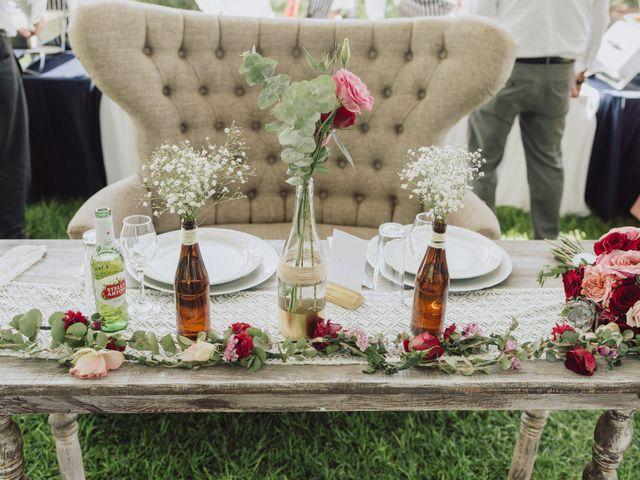La boda de Diego  y Shari  en Bernal, Querétaro 11