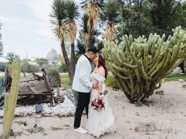 La boda de Diego  y Shari  en Bernal, Querétaro 16