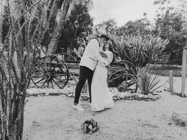 La boda de Diego  y Shari  en Bernal, Querétaro 17