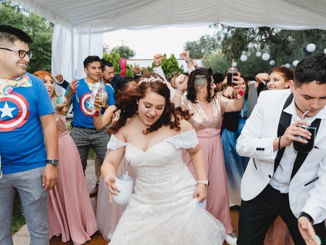 La boda de Diego  y Shari  en Bernal, Querétaro 19