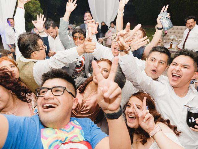 La boda de Diego  y Shari  en Bernal, Querétaro 23